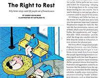 Homeless and Sleep - The Walrus Magazine