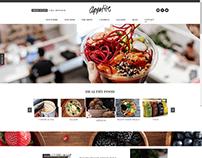Appetite Food Website