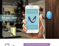 iBeacon app Concept