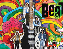 A, B, See the Beatles