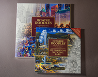 Dowdle Doodles Coloring Books/Contests