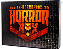 The Horror Box - Multimedia Kickstarter Campaign
