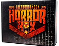 The Horror Box - Multimedia Kickstarter Campaign