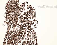 Free Paisley Images