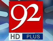 92 NEWS HD PLUS 2017