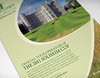Irish Links - Solheim Cup Promo