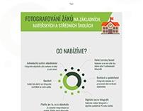 Corporate identity - ŠkolyFoto.cz