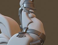 props modeling for 3d print