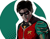 Dick Grayson from Titans DC Universe