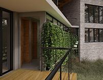 Green Lodge V1