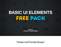 FREE! Basic UI Elements pack by Chanut-is-Industries