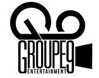 Logotype for Groupe 9 Entertainment