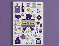 A Vanilla Bean Brochure - Illustration