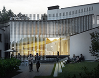 Alvar Aalto Museum Connection Finland