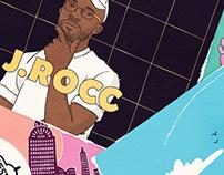 J.Rocc - No Stoppin' Mixtape