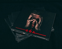 ReTo - BOA | Album CD Cover + Clothing Line