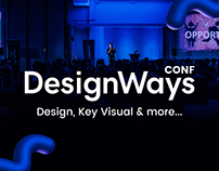 DesignWays Conf Designs