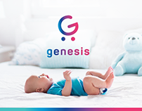 Genesis: children's products for smart parents.