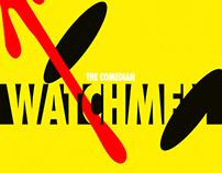 """Watchmen"" Series Poster"