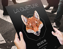 Low Poly Animal - Posters