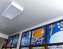 Fish Panel Designs
