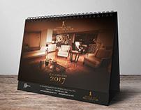 Calendario 2017 - Hotel Golf Los Incas