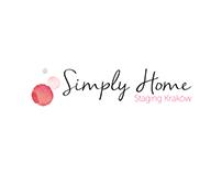 Simply Home logo design