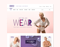 Confitex Underwear Website