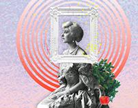 Digital collage - Illustration