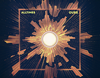 Alltimes - Ours EP artwork
