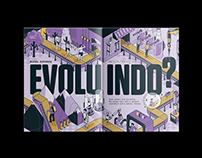 Editorial Design - Evolution