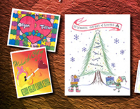 CTDN - Holiday Card Contest Mailer