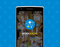 WorkSocial : A Company Network App