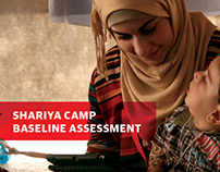 Medair Shariya Camp Report