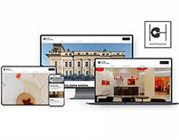 Hotel Concordia Website