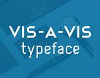 VISAVIS typeface EN/RU