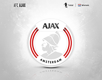 AFC Ajax | logo redesign