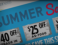 Summer Sale - Olympus & eDist Business Email