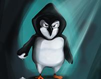 Hooded Penguin