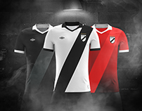 Danubio Fútbol Club - Kit Concept