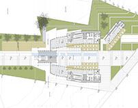 Ciudad Del Arte Diseño y Arquitectura. Taller 8