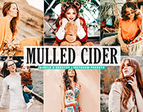 Free Mulled Cider Mobile & Desktop Lightroom Presets