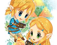 Legend of Zelda : Breath of the wild