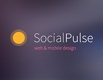 Social Pulse - UI/UX - Dashboard