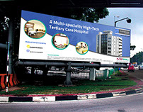 Billboard Design for Hospital