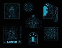 HUMAN & UNIVERSE graphics