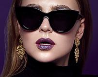Fashion Editorial for ELEGANT Magazine