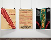 #LutaPorLar - Cartazes Alltype