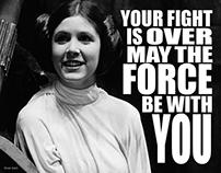 Goodbye Leia