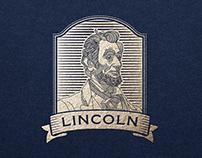 Line Art Portrait Emblem Logos